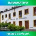 Câmara de Igarassu retoma atividades na segunda-feira após a Páscoa